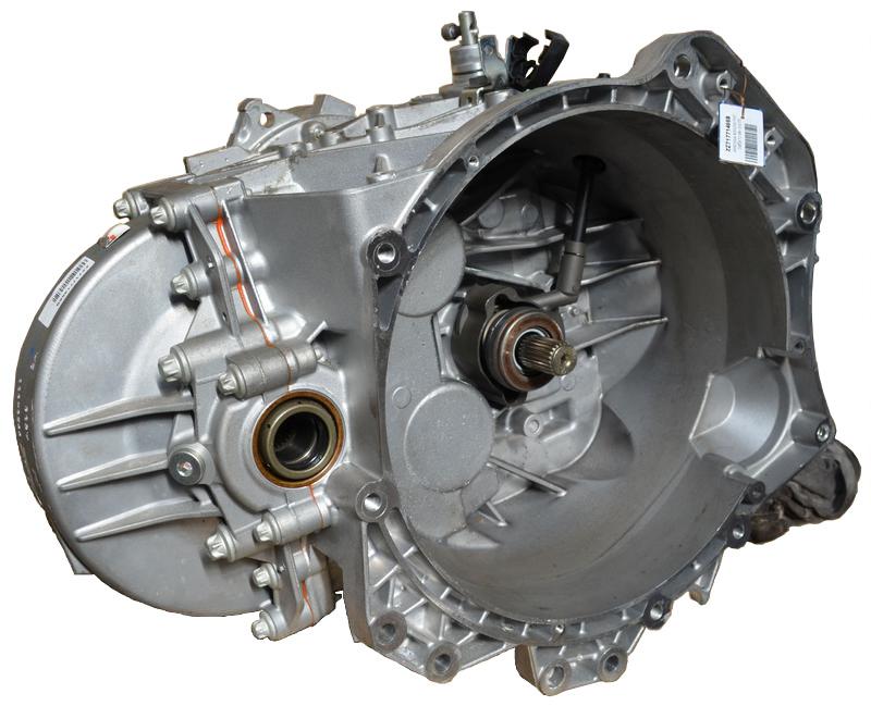 Gearbox & Gear Lever